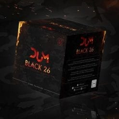 DUM Black 1 kg (26 mm)