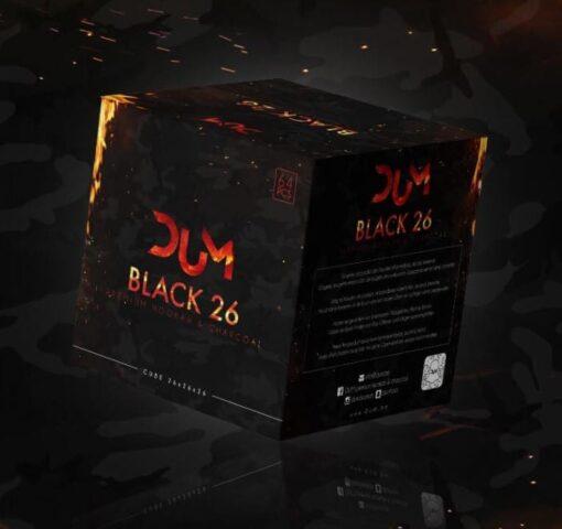 DUM Black 1 kg (26 mm)