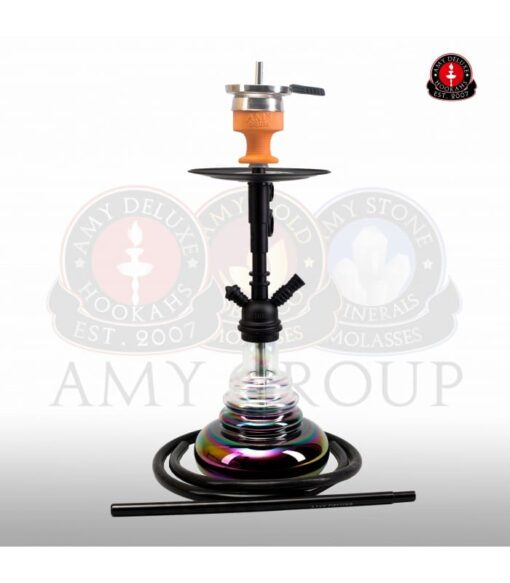 AMY - 060R Middle Cloud zwart