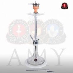 Amy Deluxe Alu Luna 068.01 Zilver-Tranparant