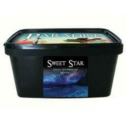 Paradise - Sweet Star 1 kg (Creamy Strawberry mix, Menthol)