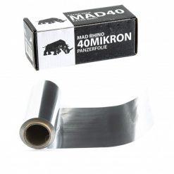Waterpijp Aluminium Folie Rhino