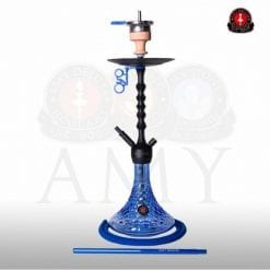 AMY Alu Antique Berry 072.01 Blauw