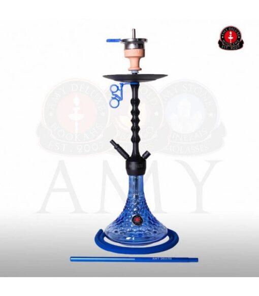 AMY Alu Antique Berry 072.01 Blauw