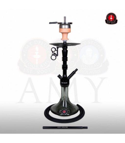 AMY - 069.02 Alu Lima S Zwart-Zwart