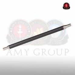 AMY Deluxe Carbon Mondstuk RVS Zwart