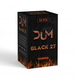 Dum Black 1 Kg (27 mm)