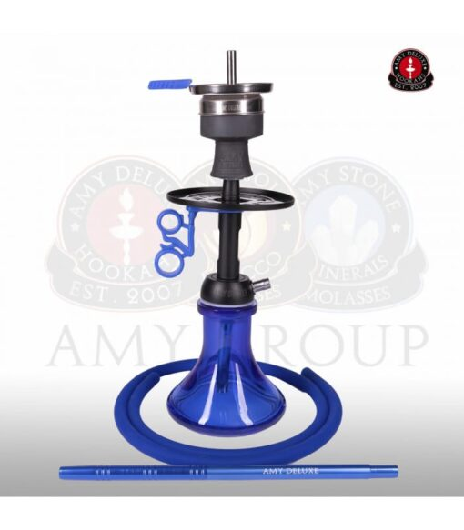 AMY Deluxe 116.03 Alu Buzak Zwart Blauw