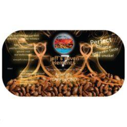 Jeff's Seven Elements Aromatic Cappuccino Smaakversterker voor je waterpijp tabak, steam stones en voor het hergebruiken van dampsteentjes, Molasse om je steam stones te hergebruiken. Voordelig in gebruik.