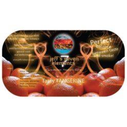 Jeff's Seven Elements - Tasty Tangerine Smaakversterker voor je waterpijp tabak, steam stones en voor het hergebruiken van dampsteentjes, Molasse om je steam stones te hergebruiken. Of gebruik het met Shiazo steam stones Pure naturel Voordelig in gebruik.