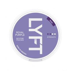 Snus Lyft Royal Purple