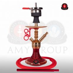 AMY Alu Antique Berry 072.03 Goud/Rood