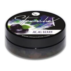 SteamshoX - Acai Berry Waterpijp pasta, steam stones, hookah crème, waterpijp gel, squeeze, Waterpijp tabak.